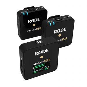 rode wireless go 2 bordeaux